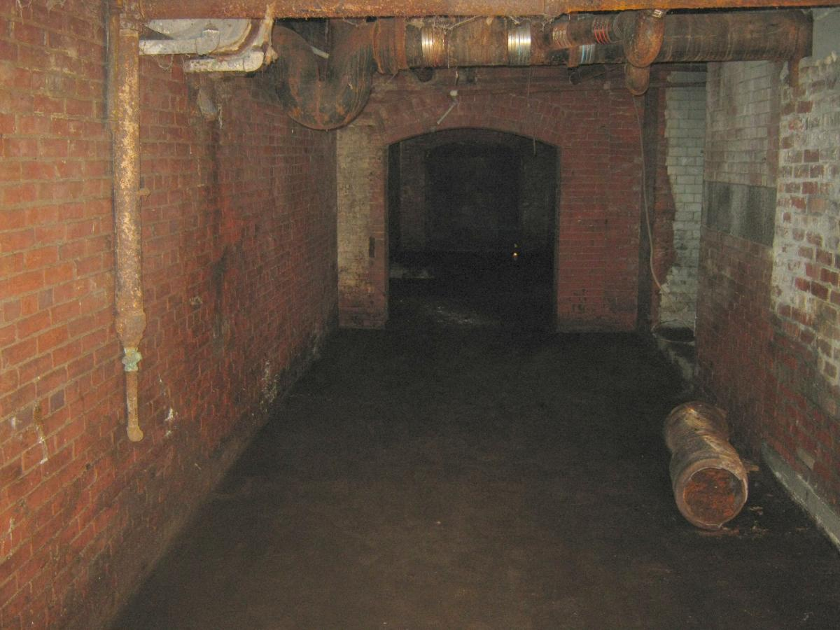 Center City Philadelphia sewage damage clean up completed