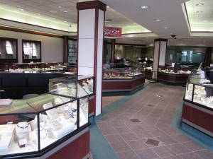 Langhorn, PA jewelry store mold remediation