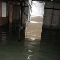 Clayton-NJ-basement-flood-damage