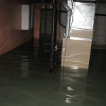 flooded basements in Philadelphia need emergency water damage restoration help
