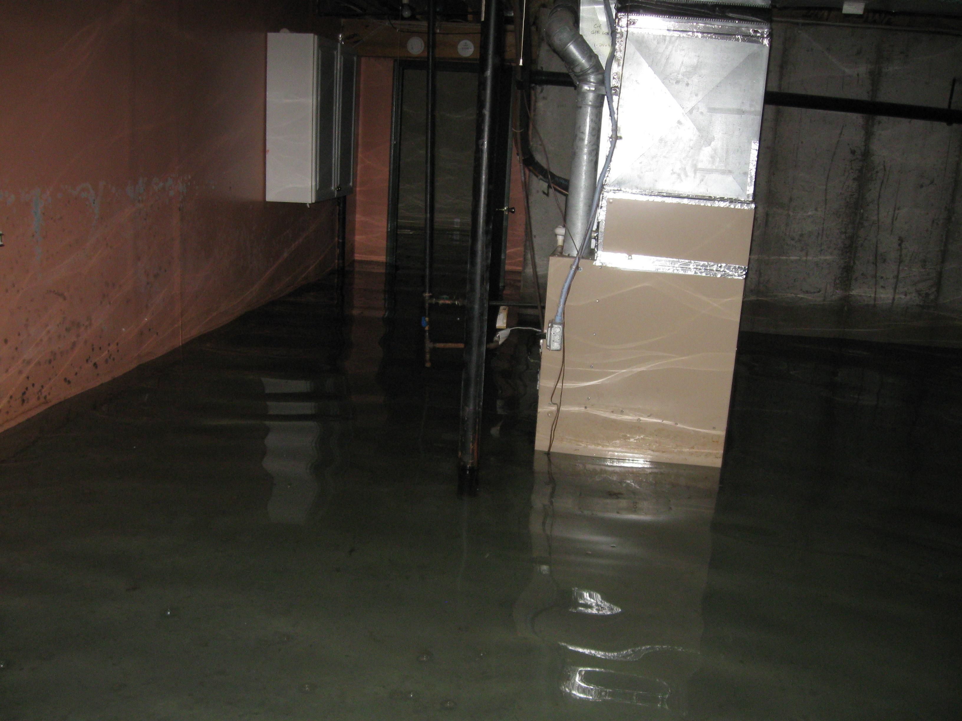 Clayton New Jersey flood damage