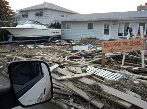 PuroClean Emergency Recovery Services helps restore the NJ shore