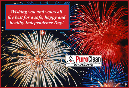 Celebrate July 4th Safety Tips
