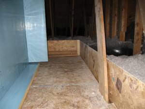 cellulose insulation improperly installed Delran, NJ