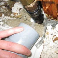 mold damage caused by human error