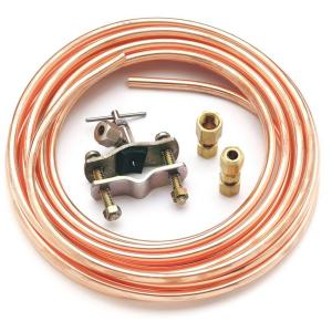 copper kit for ice maker supply line