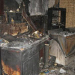 October is Fire Prevention Month!  6 Tips to avoid kitchen fires