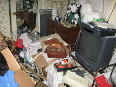 for families of hoarders