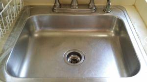kitchen sink odor