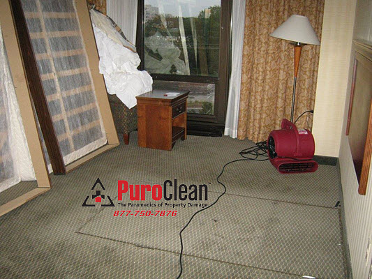 salvaging after hotel water damage - Cherry Hill, NJ