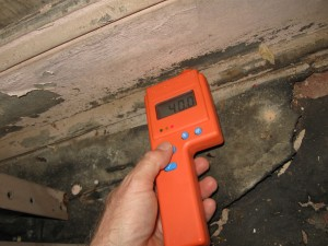 get professional water damage restoration