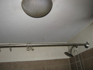furnace puffback soot causes damage to fixtures in this Cherry Hill, NJ home