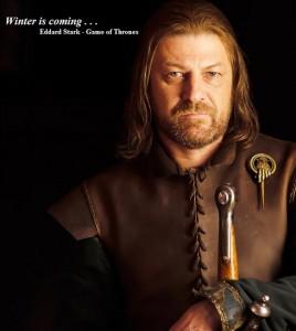 Eddard Stark, Game of Thrones
