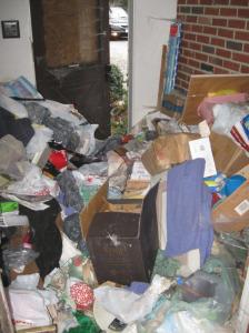 hoarding clean up NJ