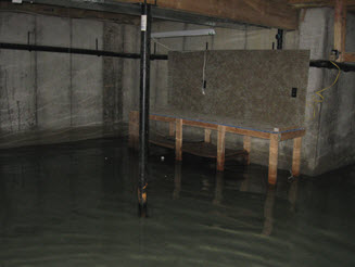 cost of a basement flood could be thousands of dollars