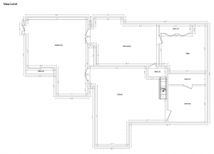 The water damage restoration process: xactimate estimating software floorplan to communicate with insurance provider