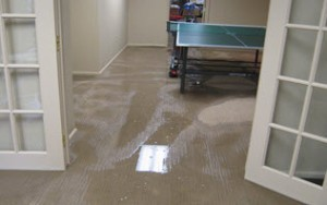 water damage restoration Marlton, NJ