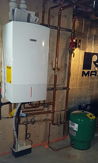 high efficiency on-deman hot water heater Riverside, NJ