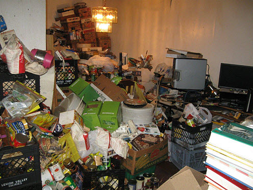 tenants with hoarding disorder in Philadelphia, PA