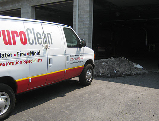 Commercial Fire Damage Restoration Mt. Holly, NJ