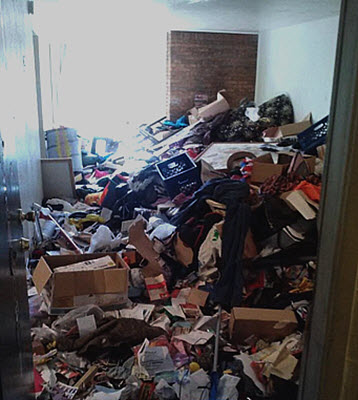 behavioral effects of tenants with hoarding disorder in Philadelphia
