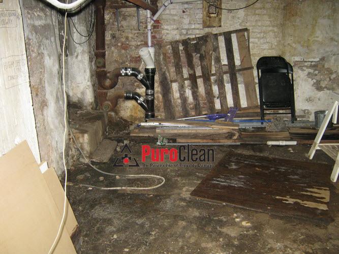 sewage problem in Cheltenham