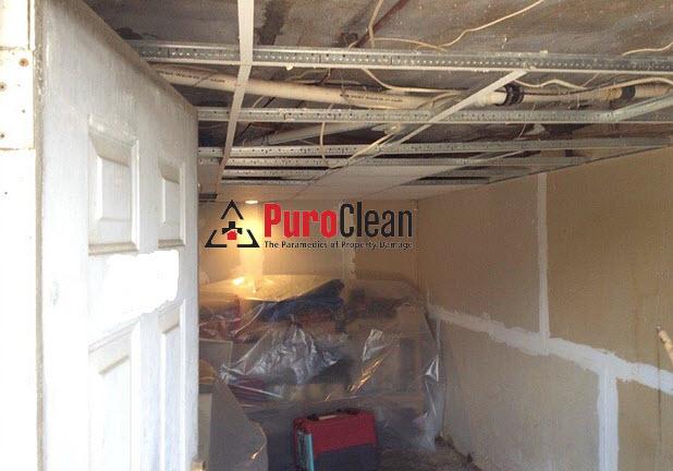 Philadelphia, PA safe garage mold removal completed