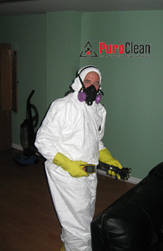 personal protective equipment for sewage cleanup cleanup
