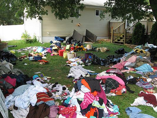Cinnaminson NJ sewage cleanup