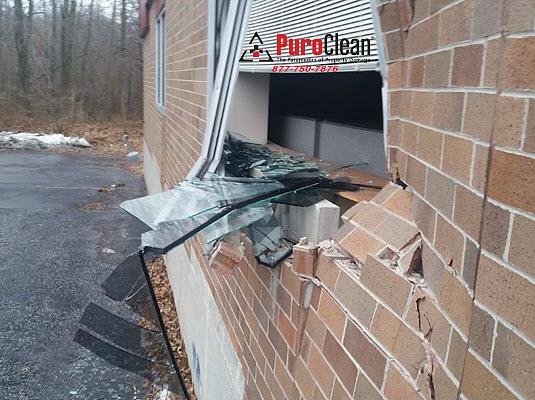 emergency commercial property boardup Philadelphia