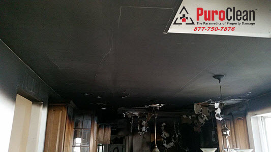 smoke and fire damage restoration, Sicklerville, NJ