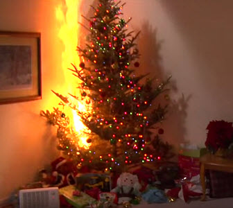 counterfeit christmas decorations pose fire dangers