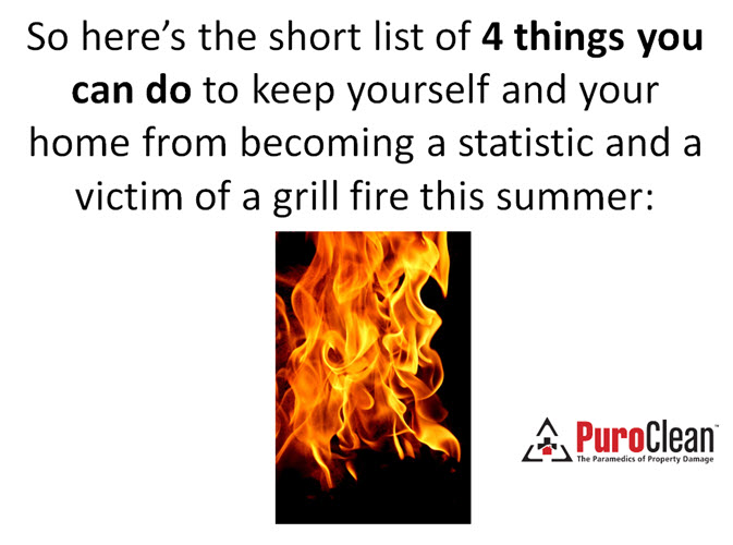 prevent grill fires with these 4 steps
