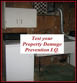 test your property damage restoration I.Q.