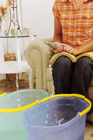 #3 Repair Water Leaks To Prevent Mold!