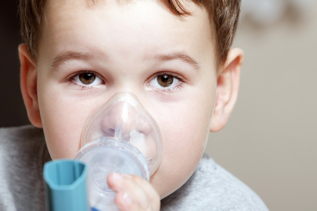 Is Your Child's Asthma Worse Because Of Mold In Their School?